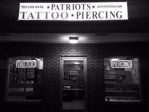 Patriots Tattoo And Piercing